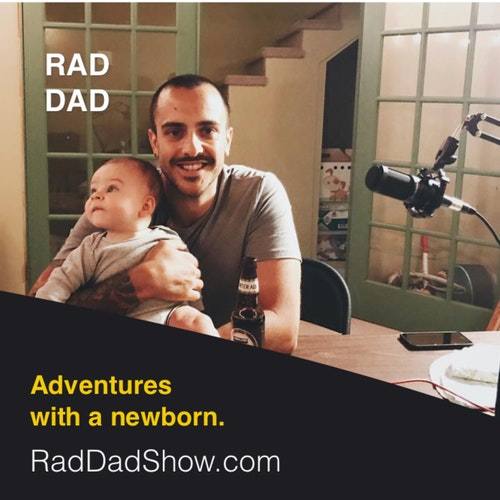 Rad Dad, hosted by Kirill Zubovsky on Smash Notes