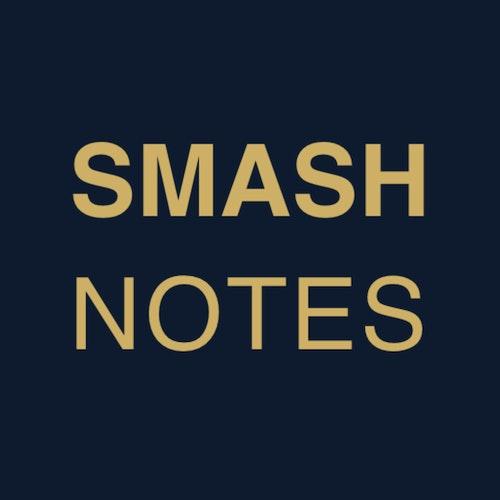 Smash Notes on Smash Notes