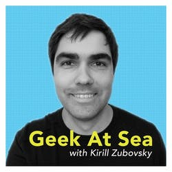 Geek At Sea