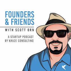 Kruze Consulting's Founders and Friends Podcast for Startups on Smash Notes