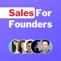 Sales For Founders