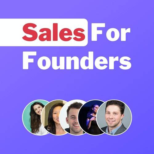 Sales For Founders on Smash Notes